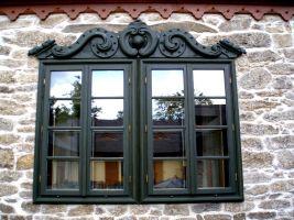 Špaletové okno
