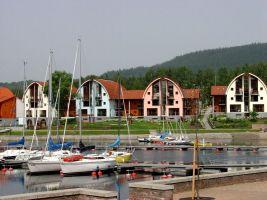 Hotelový komplex Marína Lipno